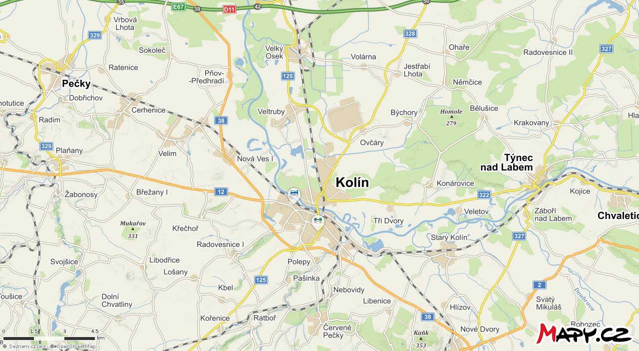 mapa-kolin